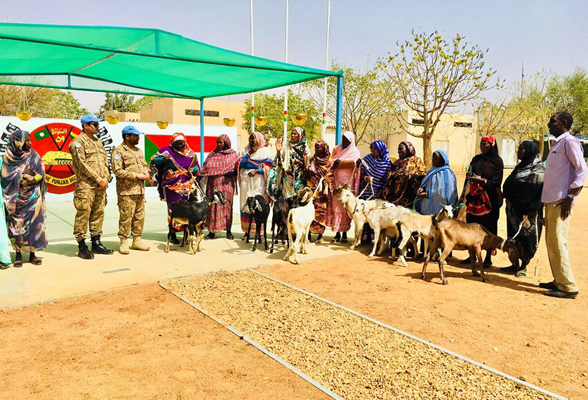 Photo of the Day- 24 February 2019   UNAMID