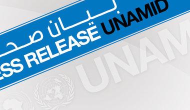 رئيس اليوناميد يلتقي مسؤولين رفيعي المستوى من حكومة السودان