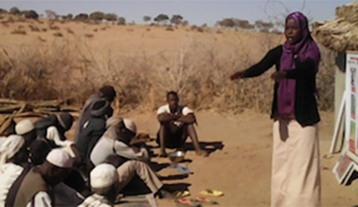 UNAMID Ordnance Disposal Offic...