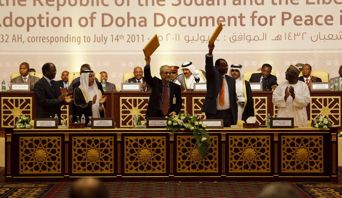 15 July 11 Un Welcomes Protocol Agreement Signed Between Sudan And