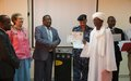 120 rural court judges trained on techniques for mediation of disputes in Darfur
