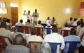 UNAMID supports workshop on Good Governance in Central Darfur