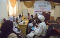 UNAMID continues its support to local mechanisms on violence against women