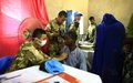 UNAMID conducts free medical clinic in IDP Camp in West Darfur
