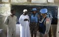 Internally Displaced People in Golo appreciate improved security ushered by UNAMID peacekeepers