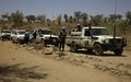 UNAMID peacekeepers facilitate UN Agencies assessment mission to Keiling village, Central Darfur