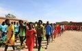 UNAMID hosts women forum and football tournament in Hamidiya IDPs Camp in Zalingei, Central Darfur