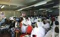 West Darfur women mark UNSCR 1325 global Open Day in El Geneina