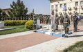 UNAMID organizes parade in honor of outgoing AU-UN Joint Special Representative