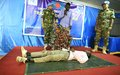 UNAMID concludes first aid training in West Darfur