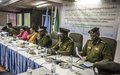 UNAMID holds the National Prisons Development Committee meeting in El Fasher, North Darfur