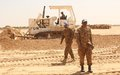 UNAMID supports engineering project in Ardamata, West Darfur