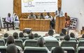 UNAMID organizes annual debate at University of El Fasher, North Darfur