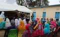 UNAMID hands over women's center in west Jebel Marra, Central Darfur