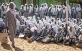Sensitization on UNAMID mandate focus of school visits in North Darfur