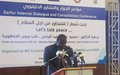 Sustainable steps for lasting peace in Darfur focus of Khartoum conference