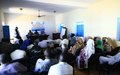 UNAMID trains community policing volunteers and police officers in West Darfur