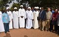 Discussions with local community leaders and state leadership focus of high-level UNAMID visit to East Darfur