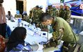 Fourth free medical clinic in West Darfur by UNAMID peacekeepers