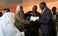 نساء دارفور يطالبن بالمشاركة في صنع القرار والمصالحات وعملية السلام