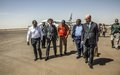 UN Under-Secretary-General for Peacekeeping Operations and AU Commissioner for Peace and Security conduct joint visit to Sudan