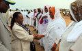 UNAMID Deputy Joint Special Representative-Protection visits El Daein, East Darfur