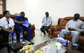UNAMID DJSR Mamabolo concludes two-days visit to Sector West