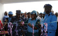 UNAMID Police Commissioner visits Central and South Darfur
