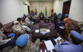 UNAMID Leadership Visits South Darfur