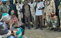 UNAMID conducts engagement and dialogue with armed groups to end recruitment of children