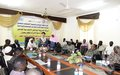 UN State Liaison Functions concludes training on Gender Based Violence for GoS Police Officers and Social Workers in North Darfur