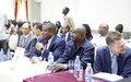 UNAMID JSR addresses Sudan peace talks opening ceremony in Juba, South Sudan