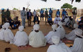 UNAMID and Government of Sudan joint delegation visits Graida locality, South Darfur