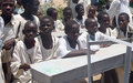 UNAMID support schools in Central and South Darfur