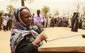 UNAMID DJSR launches community stabilization projects in Shattaya, South Darfur