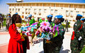UNAMID marks International Day of UN Peacekeepers