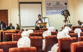 UNAMID supports dispute settlement training for North Darfur judges and officials