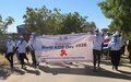 UNAMID JOINS THE WORLD IN OBSERVING WORLD'S AIDS DAY
