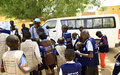 UNAMID Launches No Child Soldiers– Protect Darfur Campaign in West Darfur