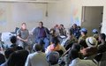 UNAMID Leadership Visits Local Communities in Sortony and Kube, North Darfur