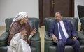 UN Deputy Secretary General visits Sudan