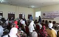 UNAMID organizes a peaceful co-existence workshop for Darfuri Farmers and Nomads in Zalingei, central Darfur