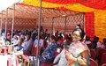UNAMID marks Human Rights Day in Zalingei, Central Darfur