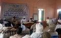 UNAMID facilitates community reconciliation conference Sortony, North Darfur