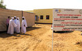 UNAMID Constructs Native Administration House in El Fasher, North Darfur