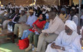 UNAMID supports peaceful coexistence and reconciliation conference in Golo, Central Darfur