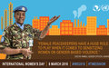International Women's Day Peacekeeper Profile: Evelyn Maweu