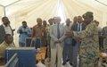 تسريح مقاتلين سابقين بجنوب دارفور للعودة للحياة المدنية