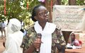 Kenyan Peacekeeper wins United Nations Military Gender Advocate of the Year 2020 Award