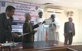 UN SLFs conduct training on human rights for rural courts judges and native administration in South Darfur